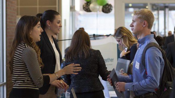 CU Denver Business School Spring 2015 Career Fair