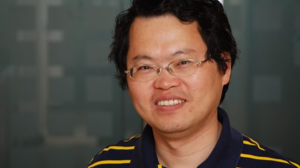 Dr. Jian Yang, Professor and Director of the Finance and Risk Management Program