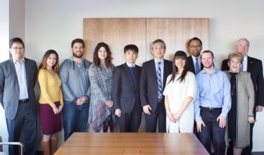 Japan General Consul at Business School