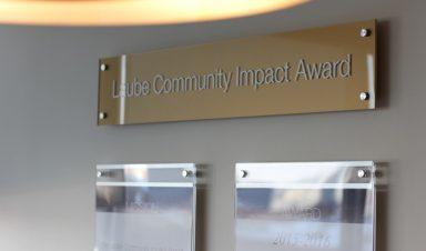 laube-award