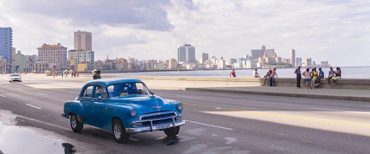 Cuba-seaside