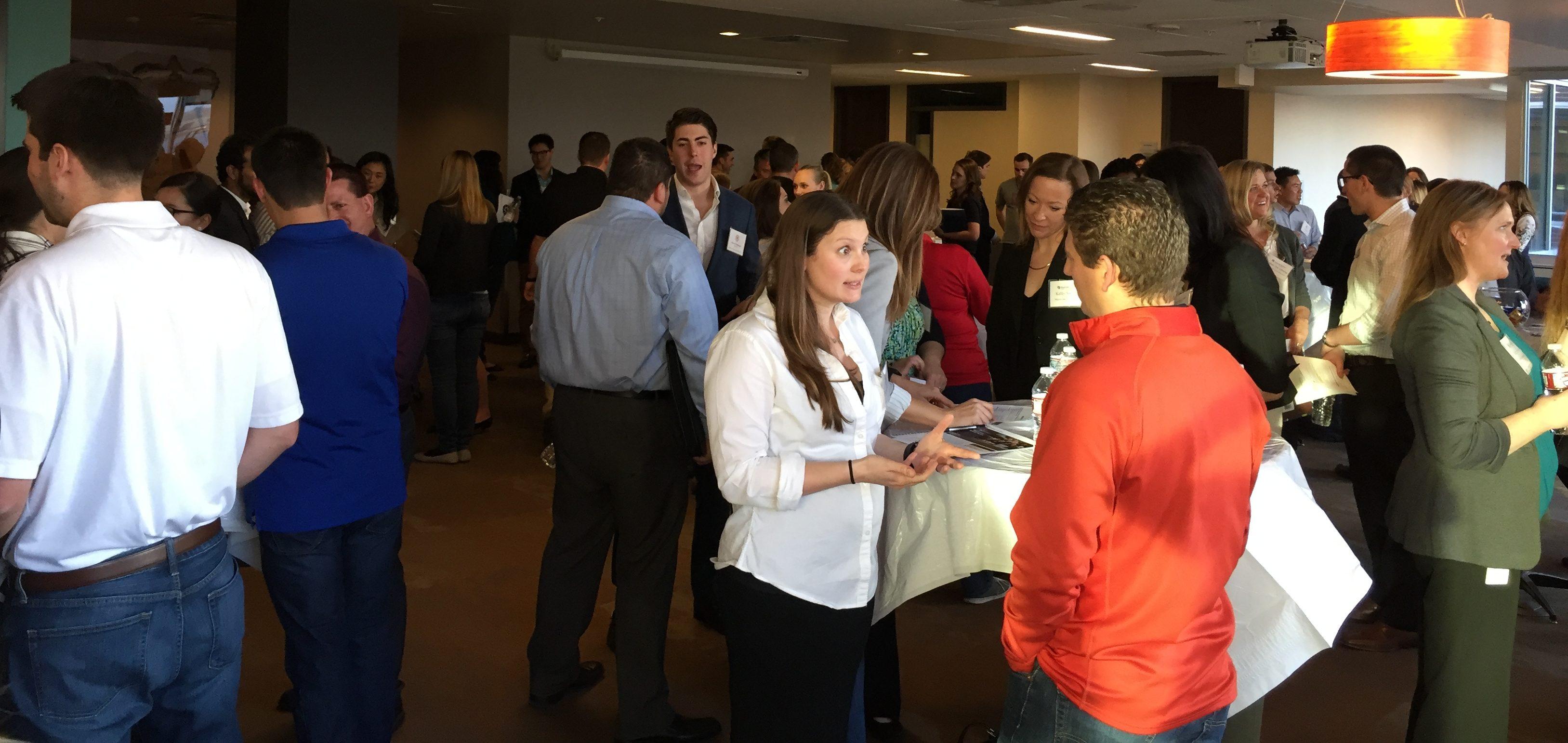 Beta Alpha Psi Meet Greet A Stunning Success Cu Denver Business