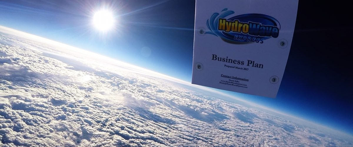 HydroWave Plan in Space