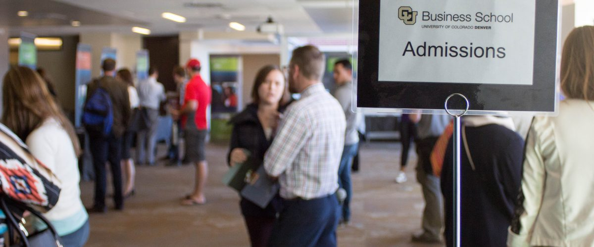 Business School Admissions