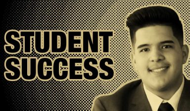 Student Success: Humberto Meza