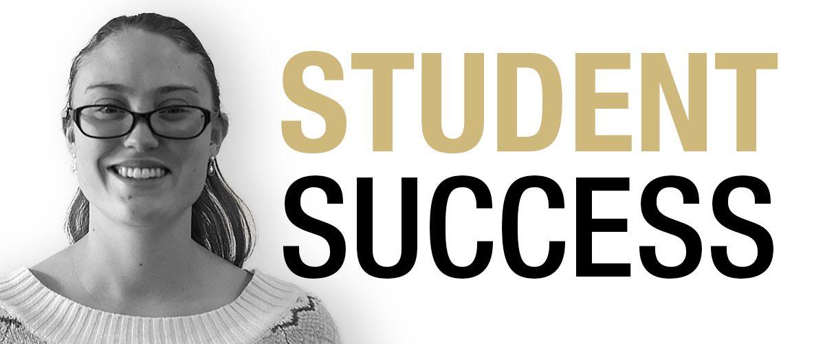 Student Success: Cassie Bennett