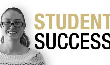 Student Success: Cassie Bennett