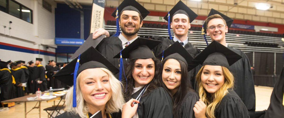 Spring 2018 Commencement Group