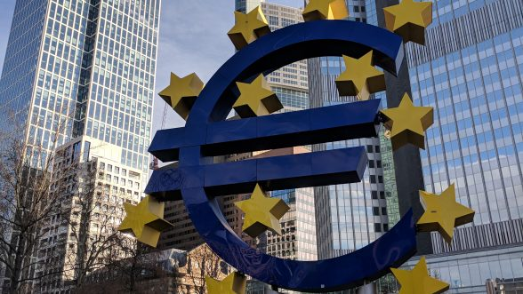 Old ECB in Frankfurt