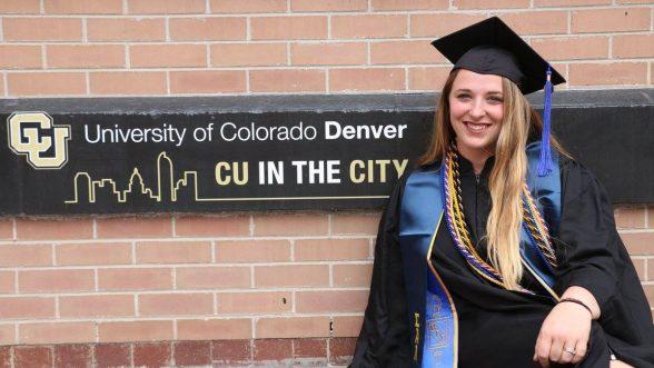 Danielle Johnson Graduation