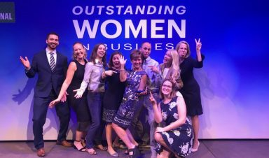 DBJ Outstanding Women in Business - Susan Heinzeroth