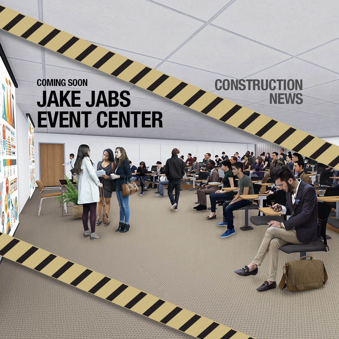 Heavy Construction Begins On The Jake Jabs Event Center
