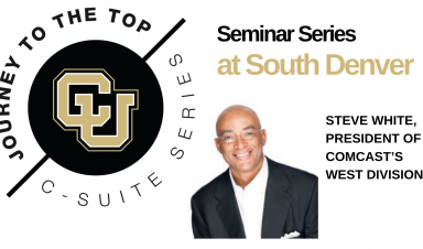 CU South Denver CEO Series