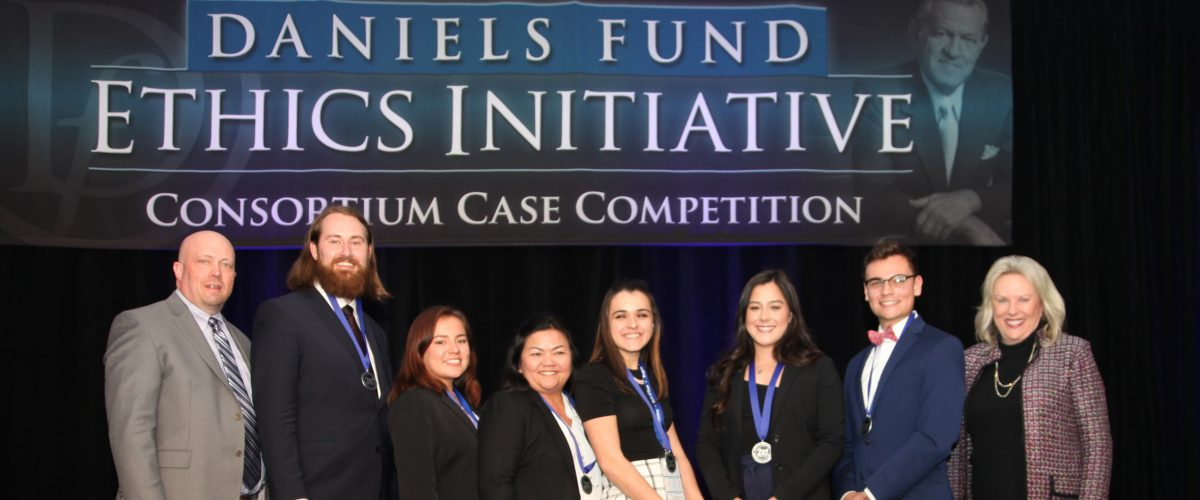 Case Competition - Undergraduate - 2nd Place - University of Colorado Denver - med