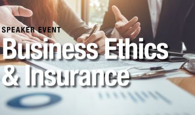 Business Ethics & Insurance