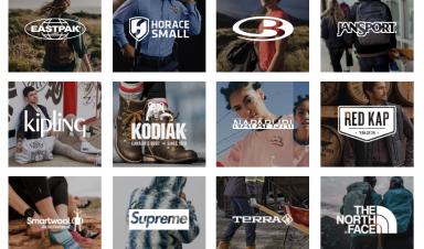 VF Corporation brands